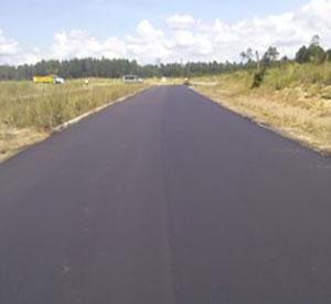 Road Resurfacing Complete